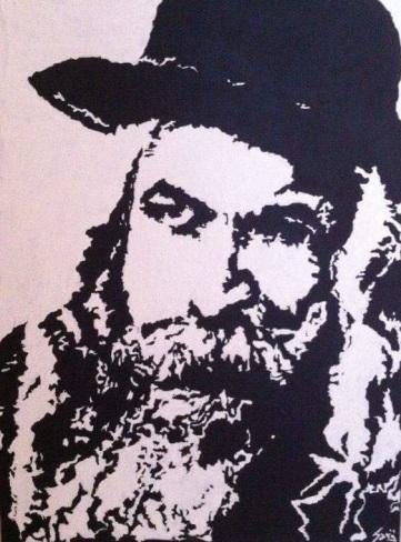 Hasidic Rabbi 1